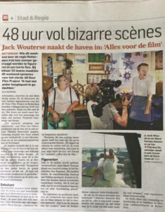 Artikel Algemeen Dagblad